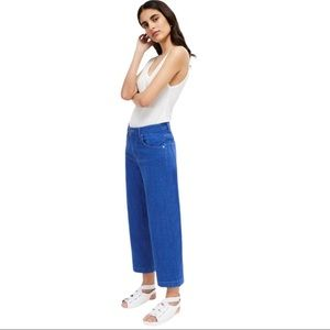 NWT French Connection Cropped Cone Jeans Size 12